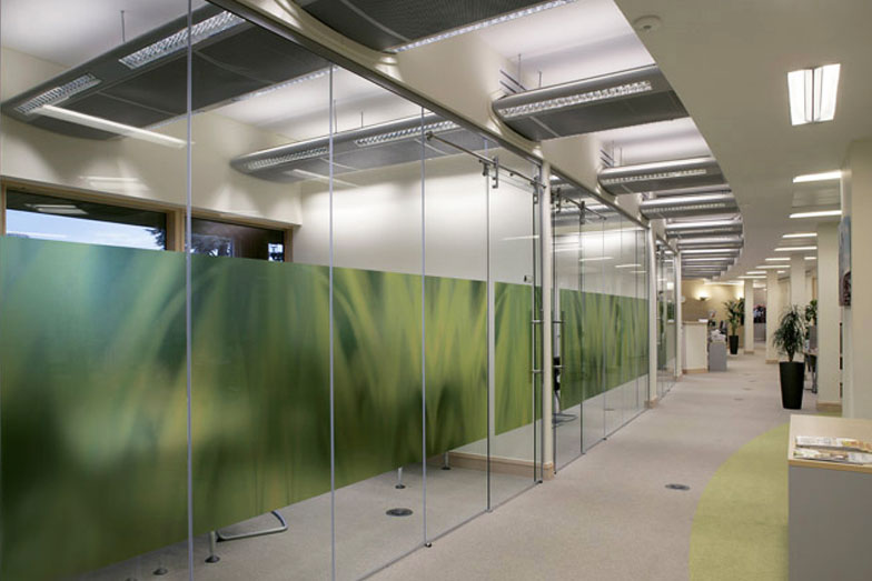 Solare Single Glazed - Frameless Glass Walls