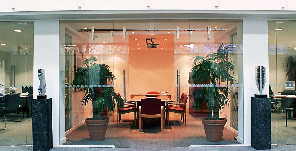 Translucent Doors & Sliding Glass Door Systems