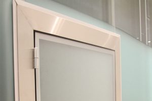 Acoustic Double Glazed Glass Door Gallery 5