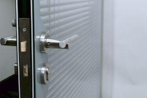 Acoustic Double Glazed Glass Door Gallery 3