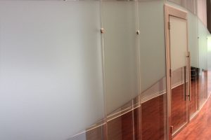 Acoustic Double Glazed Glass Door Gallery 10