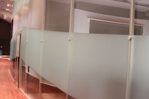 Acoustic Double Glazed Glass Door Gallery 8