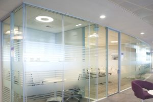 Acoustic Double Glazed Glass Door Gallery 7