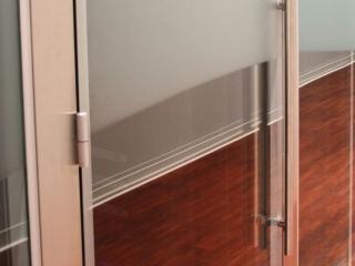 Acoustic Double Glazed Glass Door Gallery 6