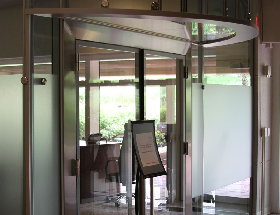 Acoustic Double Glazed Glass Door Slider 5