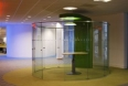 Freestanding Glass Wall Partition Gallery 11