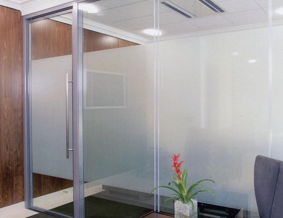 Single Glazed Framed Glass Doors Avanti Systems Usa