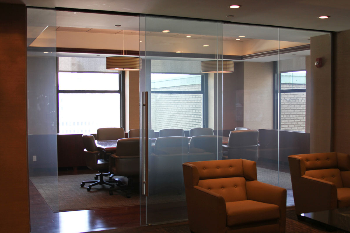 Lcd Privacy Smart Switchable Glass Wall Avanti Systems Usa