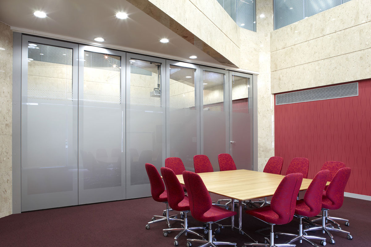 Movare Double Glazed Movable Glass Partition Gallery 12