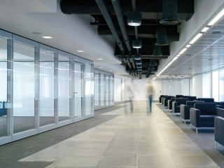 Movare Double Glazed Movable Glass Partition Gallery 1