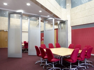 Movare Double Glazed Movable Glass Partition Gallery 11