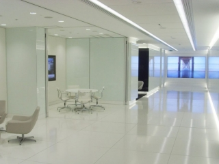 Movare Double Glazed Movable Glass Partition Gallery 8