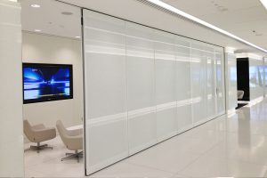 Movare Double Glazed Movable Glass Partition Gallery 6