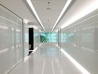 Movare Double Glazed Movable Glass Partition Gallery 5