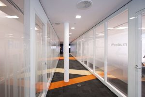 Movare Double Glazed Movable Glass Partition Gallery 4