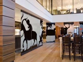 Movare Single Glazed Movable & Foldable Glass Partition Gallery 11