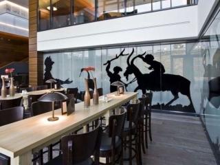 Movare Single Glazed Movable & Foldable Glass Partition Gallery 10