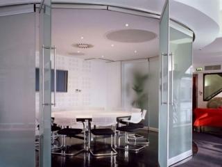 Movare Single Glazed Movable & Foldable Glass Partition Gallery 4