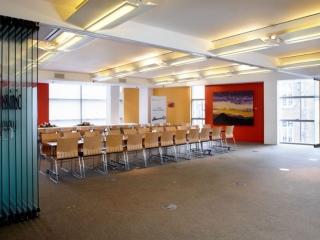 Movare Single Glazed Movable & Foldable Glass Partition Gallery 7