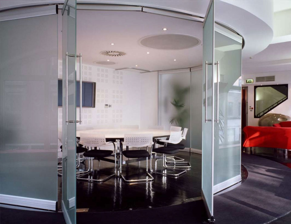 Moveable Walls Glass Partition Systems
