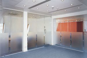 Pivot Frameless Swing Door Gallery 4