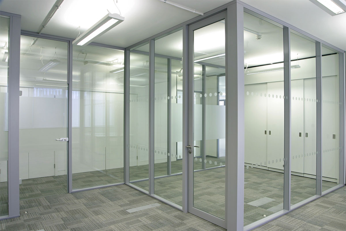 Pivot Frameless Swing Door Gallery 3