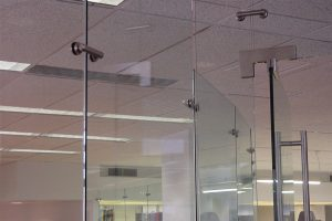 Pivot Frameless Swing Door Gallery 12