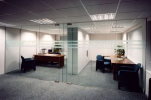 Pivot Frameless Swing Door Gallery 1
