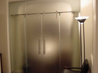 Sliding Glass Barn Doors Gallery 4