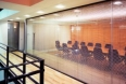 Acoustic Frameless Glass Wall Partition System Gallery 9