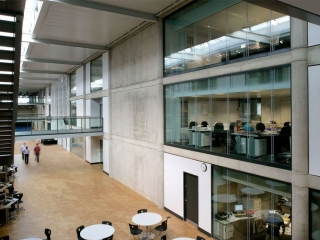 Acoustic Frameless Glass Wall Partition System Gallery 11