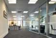 Acoustic Frameless Glass Wall Partition System Gallery 2