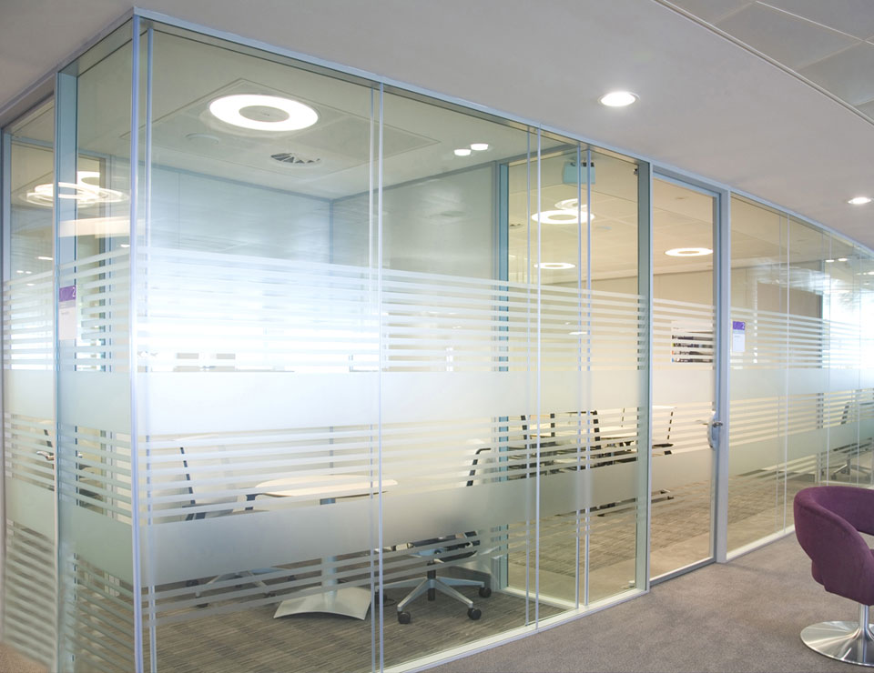 Acoustic Frameless Double Glazed Glass Wall Slider 4
