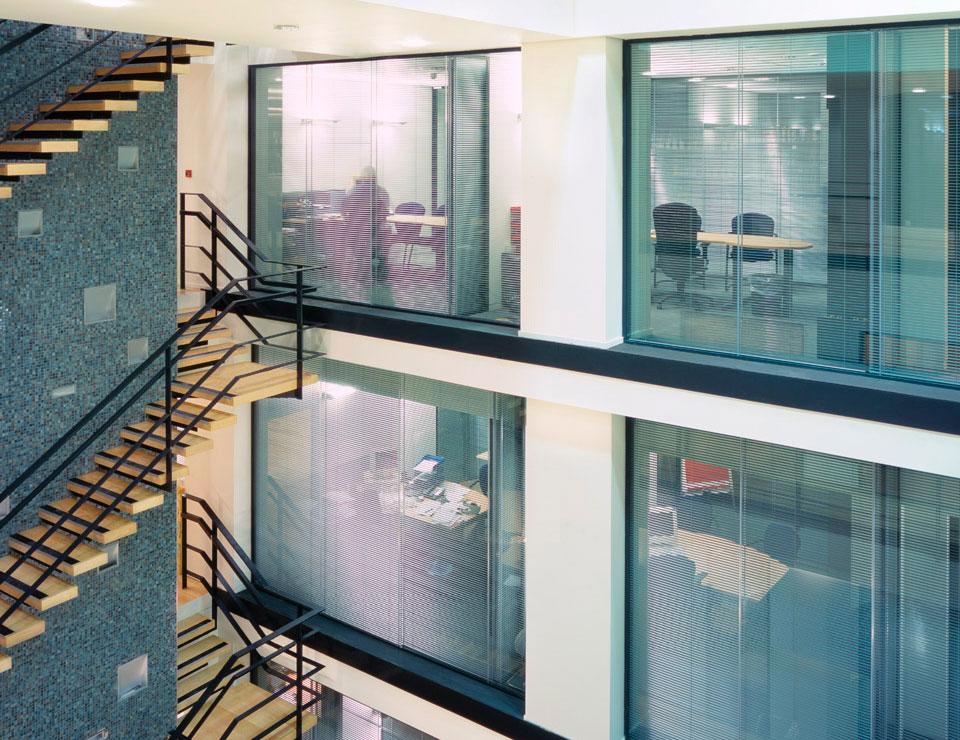 Atrium Wall System Avanti Systems