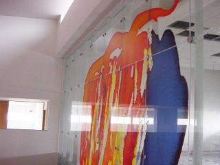 Atrium Glass Wall Gallery 7