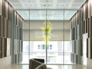 Atrium Glass Wall Gallery 2
