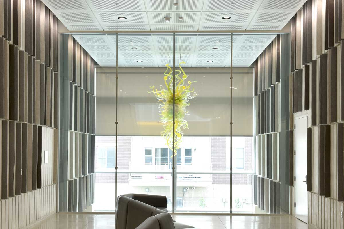Atrium Glass Wall Gallery 2