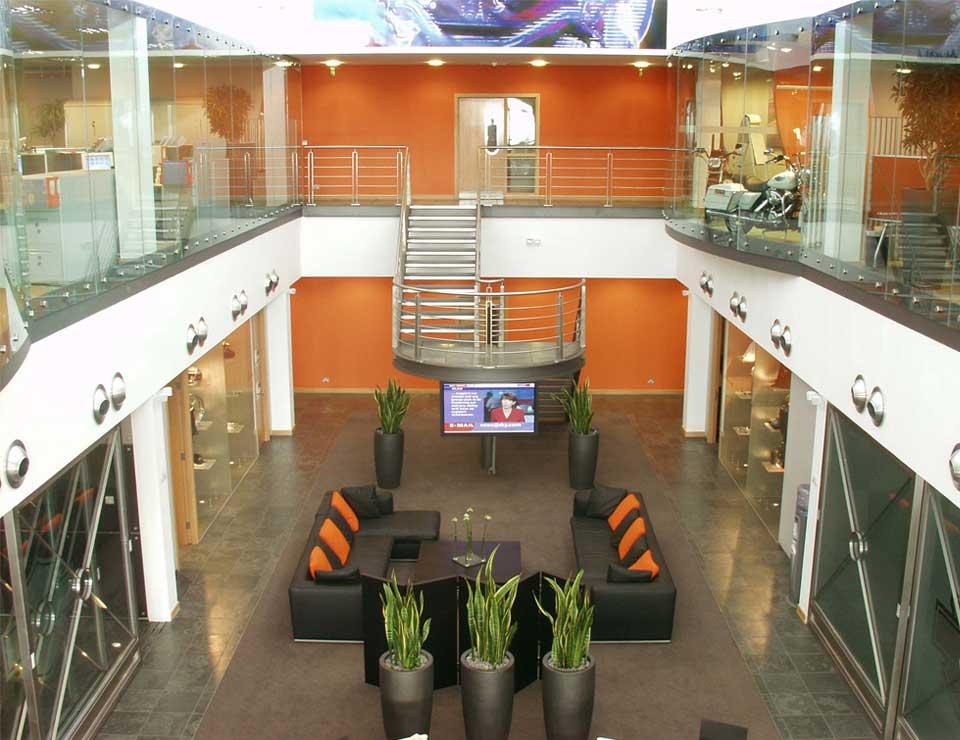 Atrium Glass Wall Systems Avanti Systems Usa