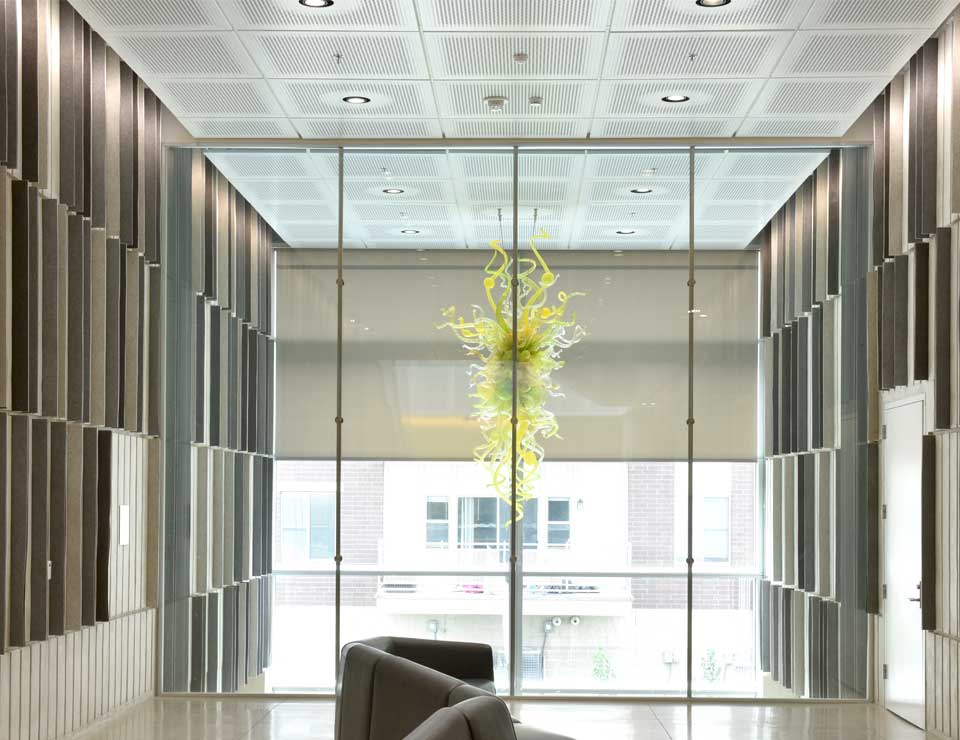 Atrium Glass Wall Slider 5