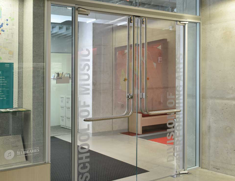 Pivot & Hinged Swing Doors