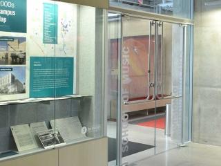 Glass Panic Door Gallery 4