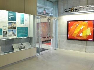 Glass Panic Door Gallery 3
