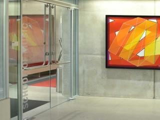 Glass Panic Door Gallery 1