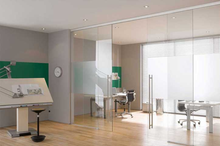 Interior office sliding glass doors avanti systems usa automatic doors planetlyrics Images