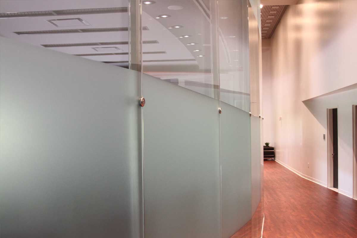 Mullion Glass Wall Partition Systems Avanti Systems Usa