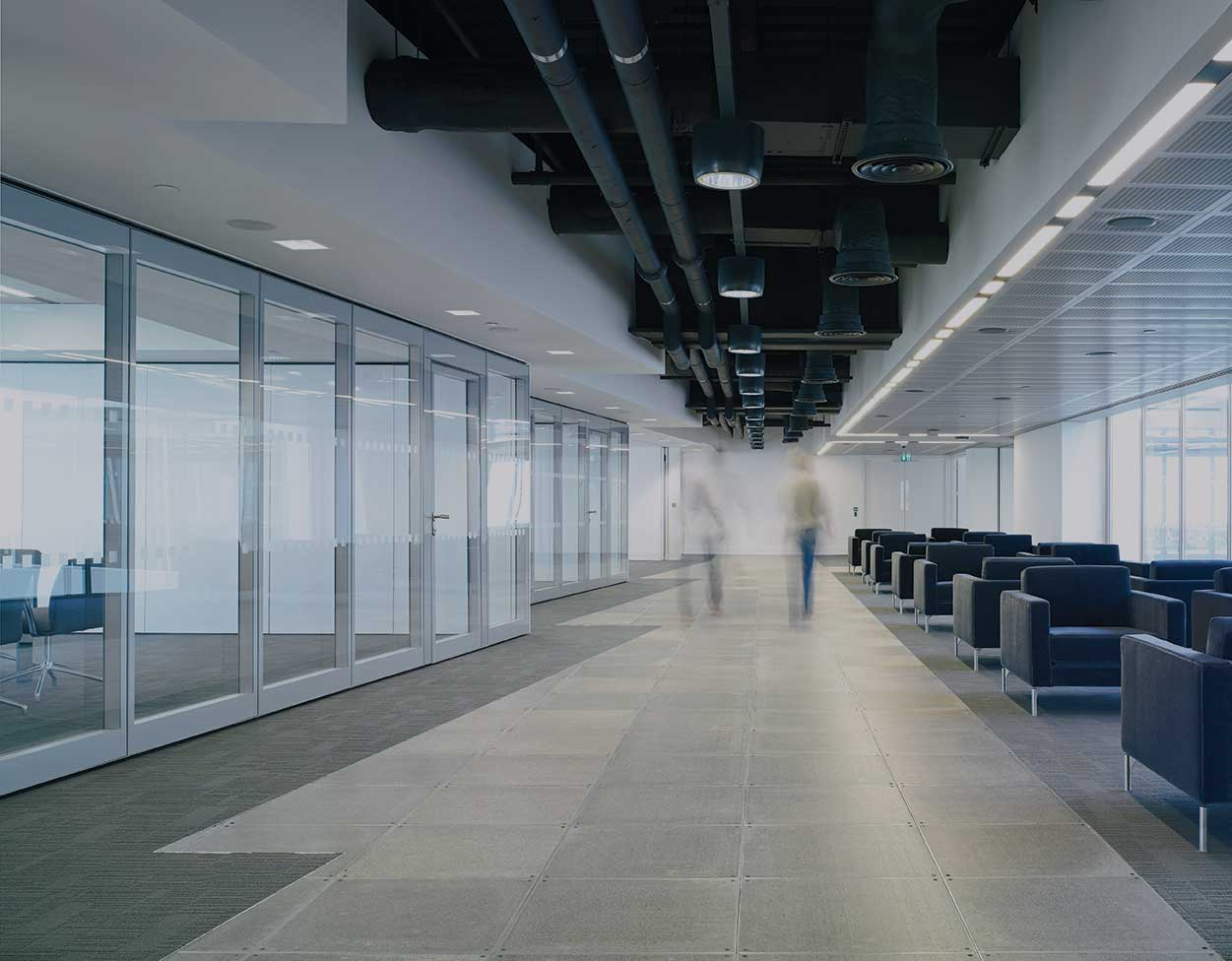 Glass Partition Movable Walls