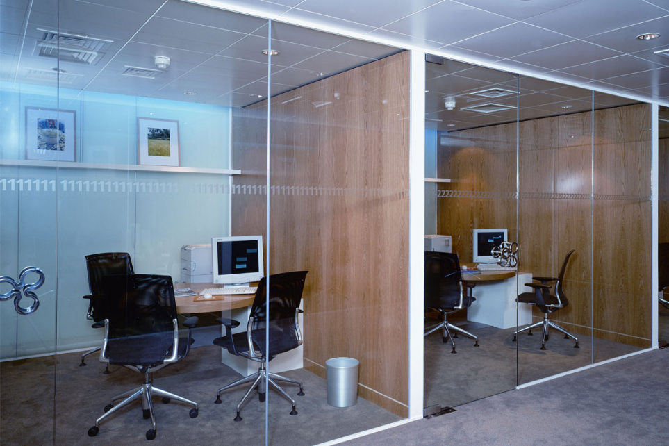 Glass Wall Misconceptions - Problems With Glass Walls