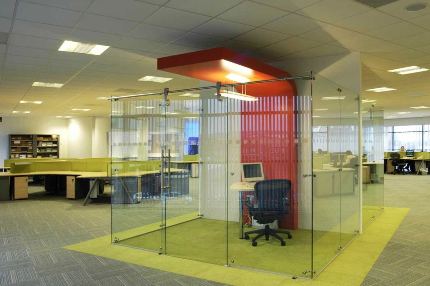 Cubicles With Doors - Buying Cubicles