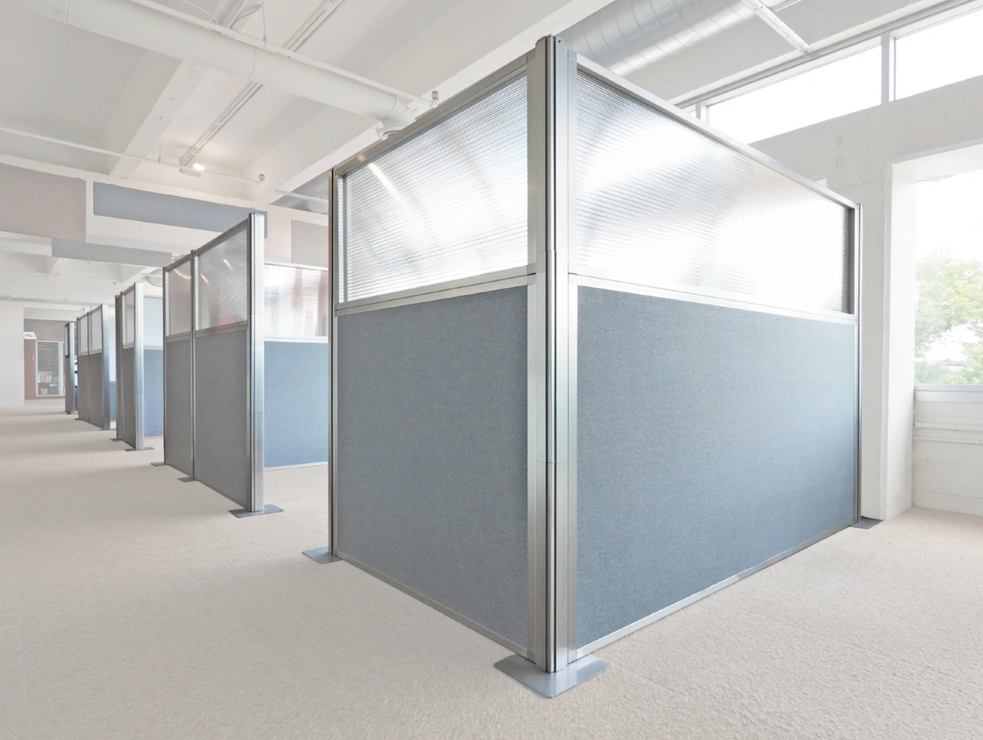 Panel Systems - Buying Cubicles