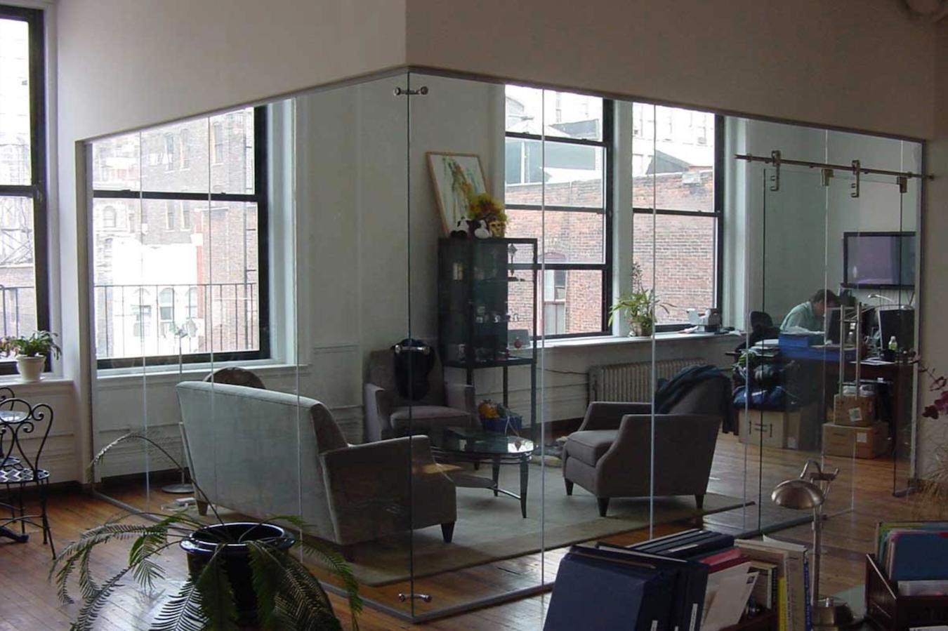 Invite the light - office design inspiration